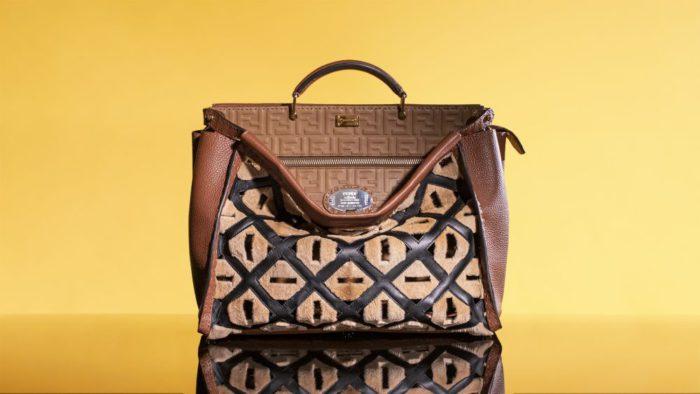 FENDI Peekaboo_Bag Inlay