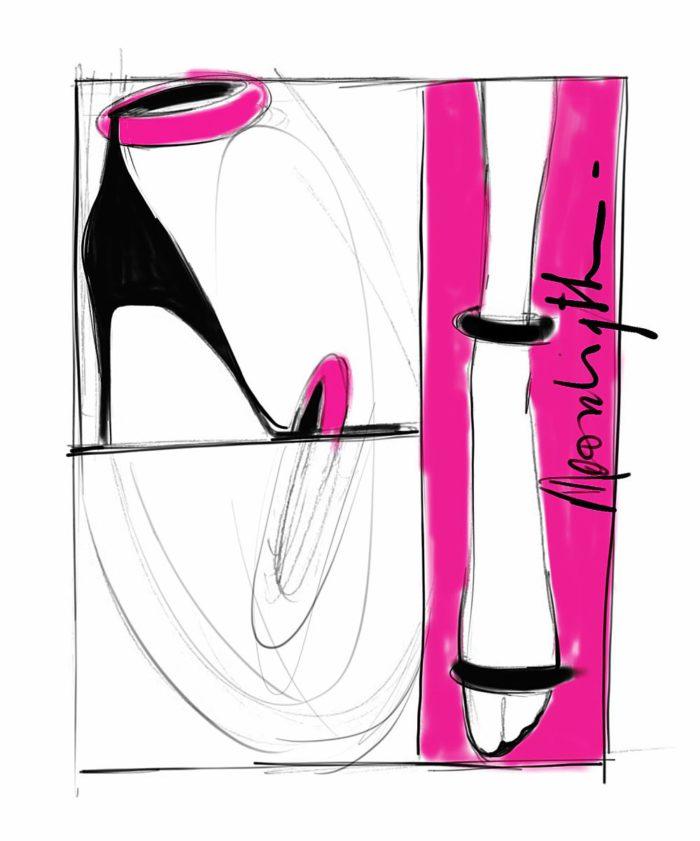 夜のムード漂う 「PIERRE HARDY(ピエール アルディ)」、カプセルコレクション「LA NUIT」を発表