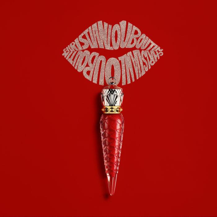 まばゆい唇が官能的 「Christian Louboutin(クリスチャン ルブタン)」、ルビダズル リップカラー全3色を発売