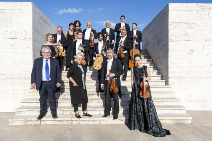 「FENDI(フェンディ)」、ストリーミング配信のクラシック音楽公演をサイトとSNSで公開e Dall_Ongaro-Anna Tifu-Orchestra