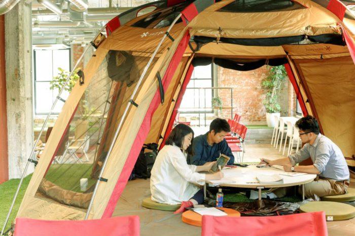 スノーピーク、名古屋市栄地区に新業態の直営店「スノーピーク 久屋大通公園」を秋オープン