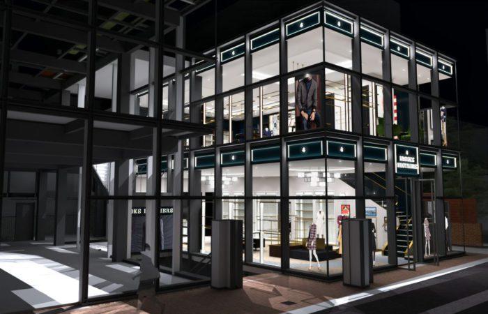 「ブルックス ブラザーズ 青山」、8月30日でクローズ 9月に近隣で新店オープン