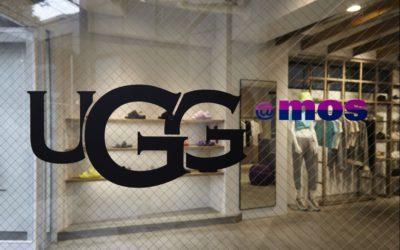 UGG®とatmosのコンセプトショップ「UGG@mos(アグ アトモス)」が東京・原宿にオープン スニーカー「CA805 X Cali Sunset」を発売