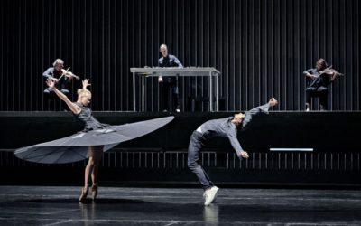 直径3メートルのデニム地チュチュを製作 「G-Star RAW(ジースター ロゥ)」、バレエ団とソーシャル・ディスタンスの世界を表現