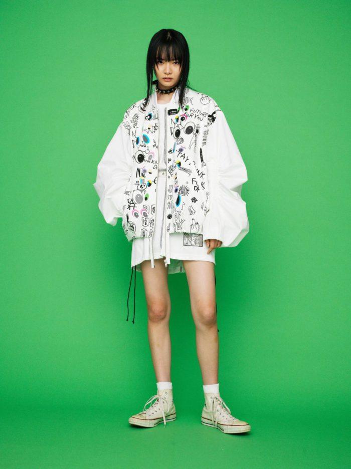 「KIDILL(キディル)」、2021年春夏コレクションを発表 パンクアーティストとコラボ