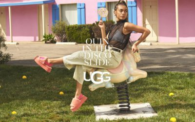 ふわふわファー付きや厚底のサンダルも 「UGG®(アグ)」、夏新作Fluffコレクションを発売