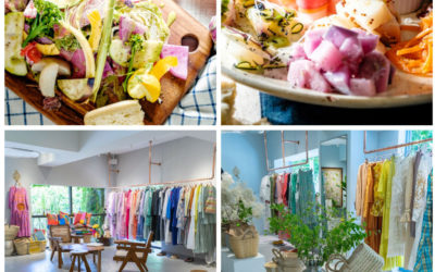 「野菜×ファッション」の連載が「シティリビングweb」でスタート! 「ユニオンサンドヤード」と「ヌキテパ 青山」
