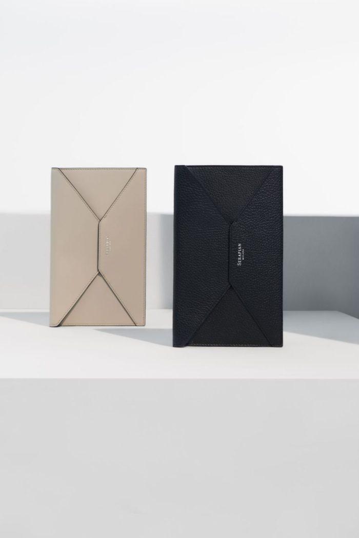 マスクホルダーは新たな必須の小物に 「Serapian(セラピアン)」、レザーのマスクホルダーを、5色展開で発売
