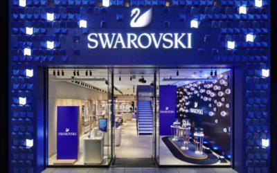 「SWAROVSKI(スワロフスキー)」、旗艦店「スワロフスキー銀座」をリニューアルオープン