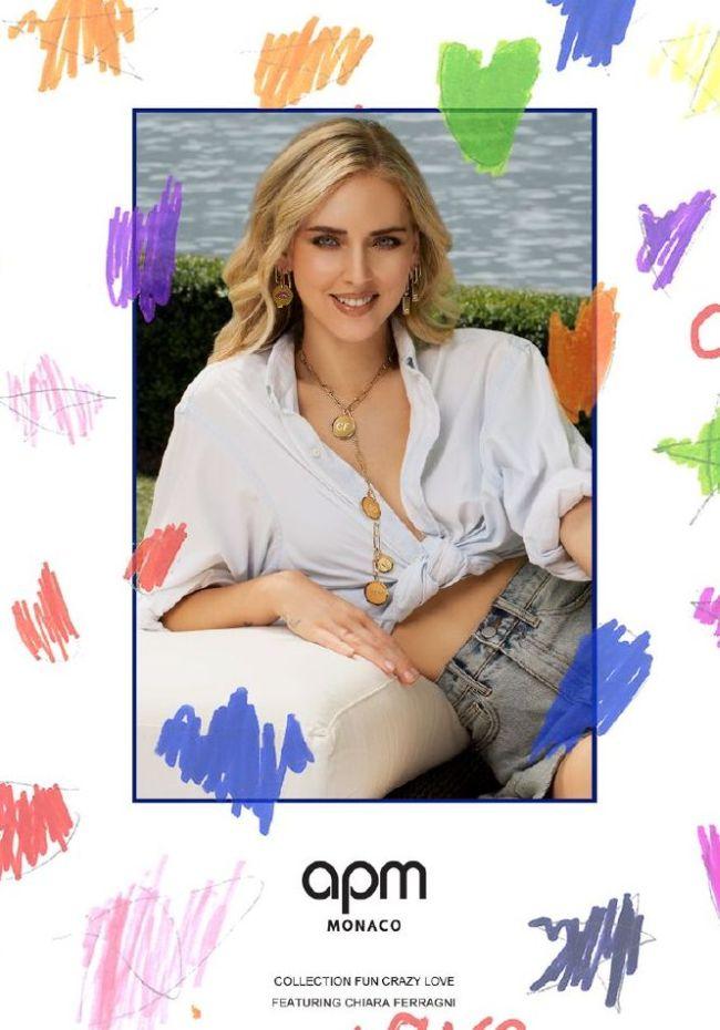 「APM Monaco(エーピーエム モナコ)」、新コレクション「FUN CRAZY LOVE」を発売 キアラ・フェリーニを起用
