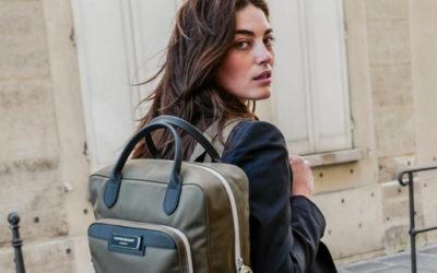 ブランド初の再生ナイロン糸を採用 「LONGCHAMP(ロンシャン)」、サステナブルなバッグコレクションを発売