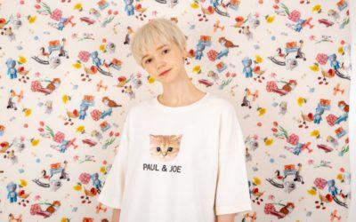 猫モチーフや花柄でハッピー気分 「PAUL & JOE(ポール & ジョー)」、ホームウェアの新コレクションを発売