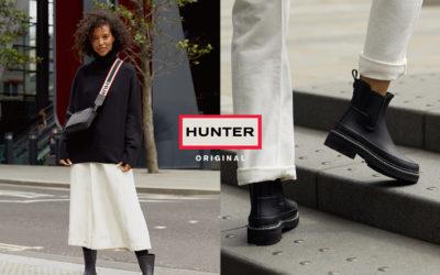 「HUNTER(ハンター)」、ギンザシックスでポップアップストアを開催 新作バッグを先行発売
