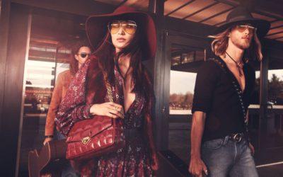 「MICHAEL KORS(マイケル・コース)」、広告キャンペーンにベラ・ハディットを起用 ボーホーなロックスター気分を演出