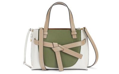 アボカドグリーンやクリーミーサンド色が魅力 「LOEWE(ロエベ)」、新作バッグを発売