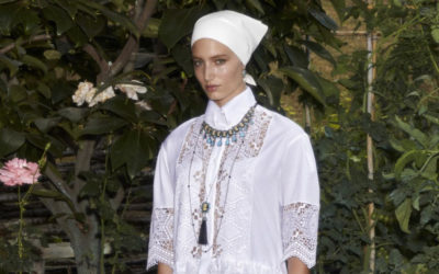 「ERMANNO SCERVINO(エルマンノ シェルヴィーノ)」、2021年リゾートコレクションを発表 多様な個性を持つ女性像
