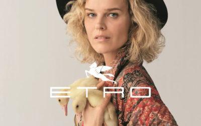 """自然との調和がテーマ 「ETRO(エトロ)」、2020-21年秋冬・広告キャンペーン""""WE ARE ALL ONE""""を発表"""