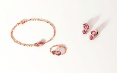 「FRED(フレッド)」、「シャンス アンフィニ」コレクションの「ダイヤモンド&ルビー」シリーズ 「フォース10」の「バイタリティバックル」を発売