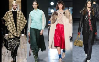 2020-21年秋冬ファッショントレンドはクラシック回帰 質感でアレンジも