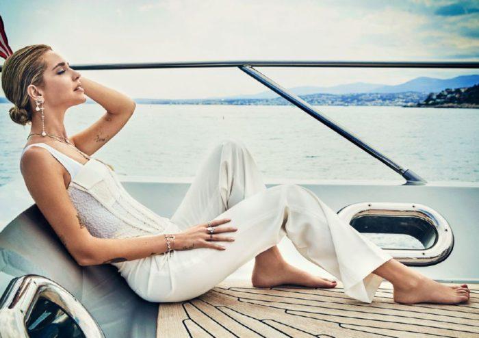 カバーガールにキアラ・フェラーニを起用 「APM Monaco(エーピーエム モナコ)」、新コレクション第2弾「EDEN」を発売