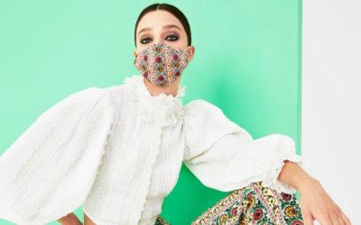 「alice + olivia(アリス アンド オリビア)」、2021年春夏コレクションを発表 色が躍る、ボヘミアンでスポーティ
