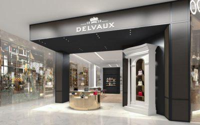 「DELVAUX(デルヴォー)」、西日本の旗艦店を「心斎橋PARCO」内にオープン