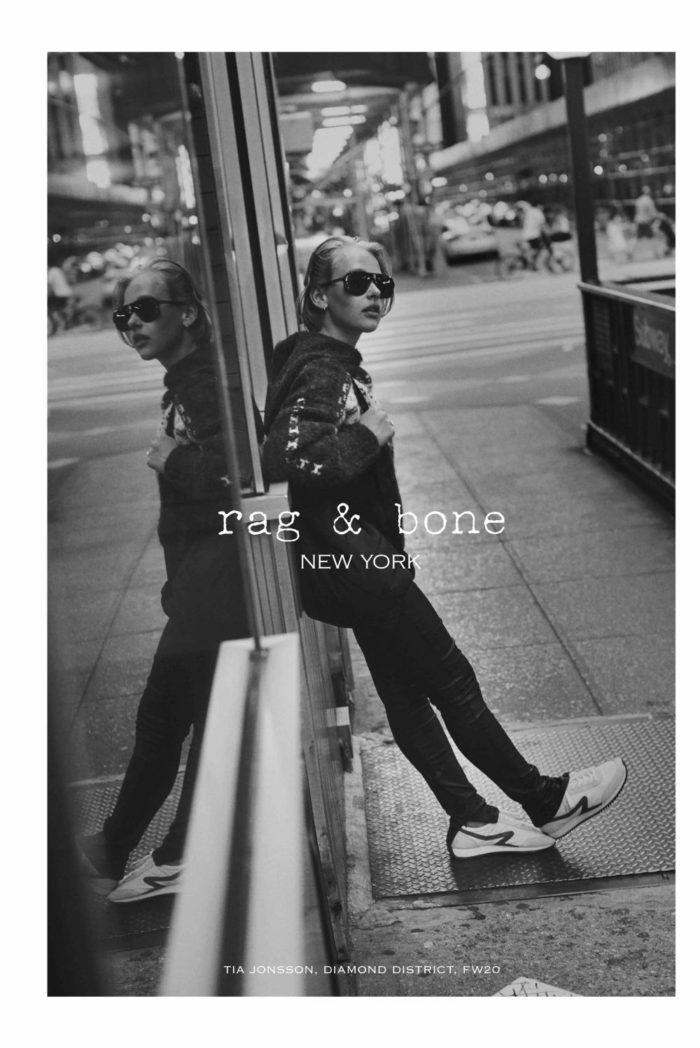 ニューヨークらしさを動画で表現 「rag & bone」、2020-21年秋冬コレクションのイメージキャンペーンを発表