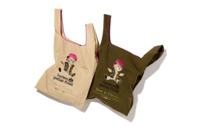 「ルシアン ペラフィネ」、ショッピングバッグを発売 三原英詳氏の「BALL&CHAIN」とコラボ 売り上げの一部を日本赤十字社に寄付