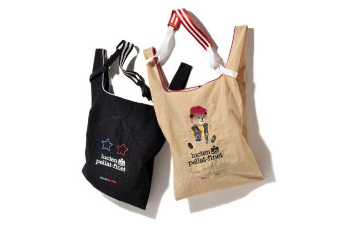 「ルシアン ペラフィネ」、ショッピングバッグを発売