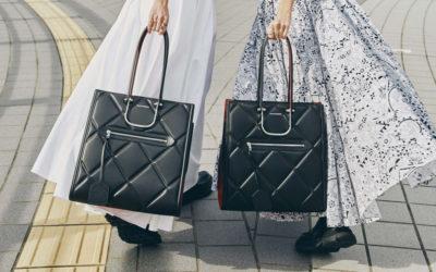 セレブリティが相次いで着用 「Alexander McQueen(アレキサンダー・マックイーン)」、新作バッグ「THE TALL STORY BAG」を発売