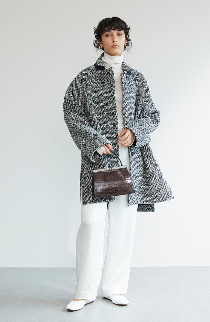 秋コートの切り札はショート丈!軽やかに着回せる最強3アウター