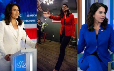 「色」でセルフプロデュース! Tulsi Gabbard(トゥルシー・ギャバード)下院議員のジャケットスタイル