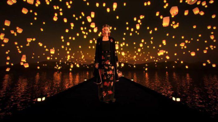 「KEITA MARUYAMA x PITTA MASKコラボレーション・ショー」を発表 時空を超えた新コレクションを提案