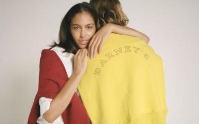 ソーシャルグッドをまとう 「BARNEYS NEW YORK(バーニーズ ニューヨーク)」がコラボコレクションを発売 収益の一部を寄付