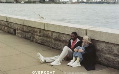 「New Balance(東京デザインスタジオ ニューバランス)」、「OVERCOAT(オーバーコート)」と初コラボ 靴とジャケットのカプセルコレクション発売