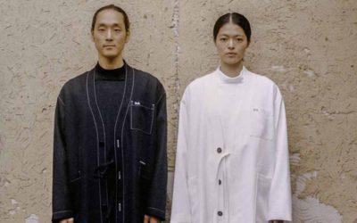 「Mame Kurogouchi(マメクロゴウチ)」、「TARO HORIUCHI」のメンズコレクション「th(ティーエイチ)」とコラボ