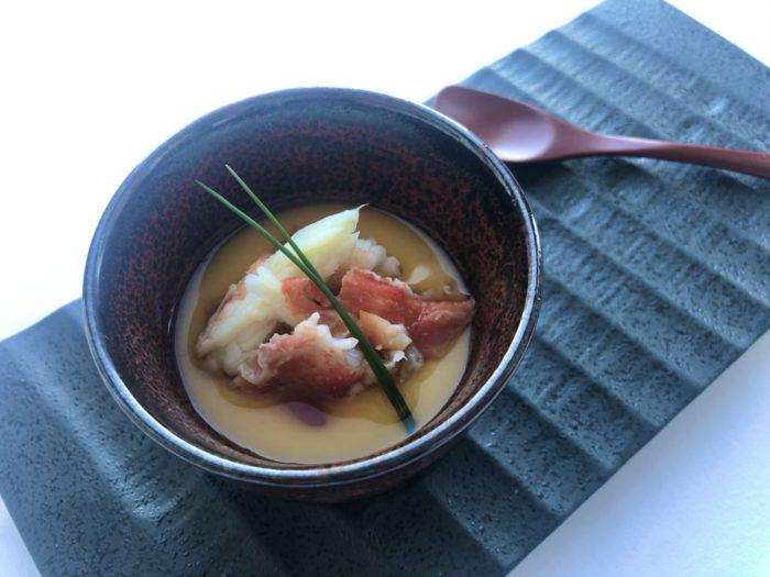 タラバ蟹のフラン