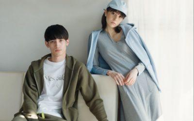ユニセックスな上質ラウンジウェアの新ブランド「Mes ailes(メゼール)」がJUN ASHIDAからデビュー