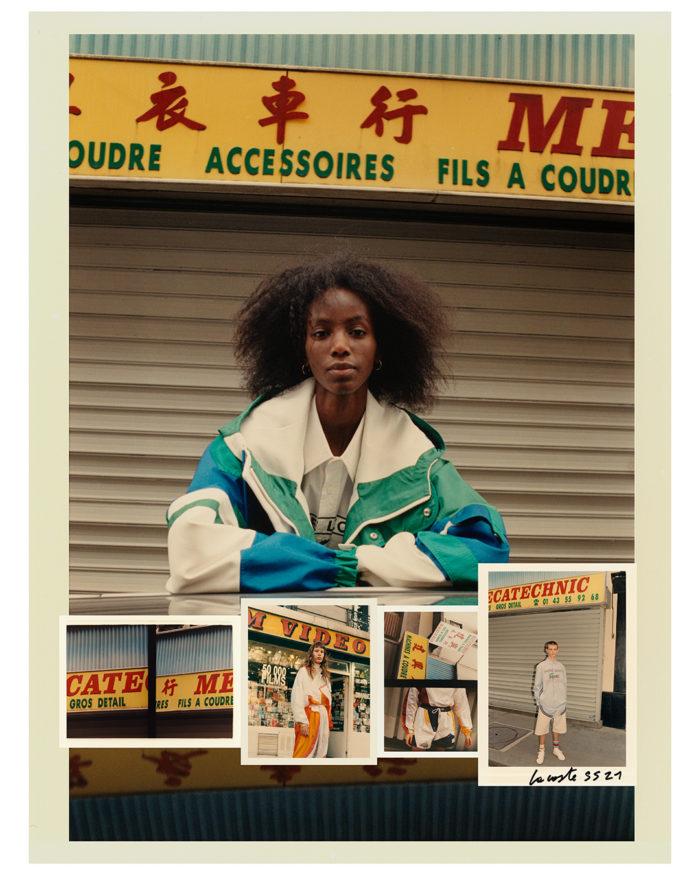 「LACOSTE(ラコステ)」、2021年春夏コレクションを発表