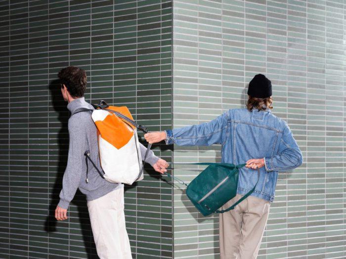 「FREITAG(フライターグ)」、無料のバッグ交換を提案