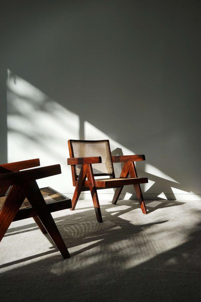 チャンディーガル都市計画に光 「JOHN SMEDLEY(ジョン スメドレー)」、京都店で家具作品展を開催