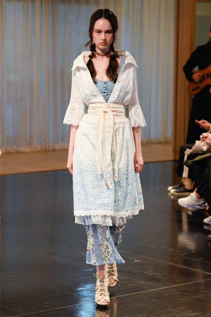 2021年春夏東京コレクション 「着るよろこび」を前面に 逆風に立ち向かうファッションパワー
