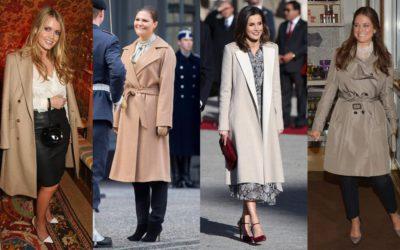 王妃やプリンセスのベージュコートスタイルが華麗!定番をおしゃれに見せるロイヤルテクニック