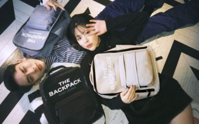 「MARC JACOBS(マーク ジェイコブス)」、スクエアシルエットの「THE BACKPACK」を発売