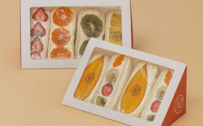 日本初のヴィーガンフルーツサンド専門店「fruits and season」が東京・恵比寿にオープン