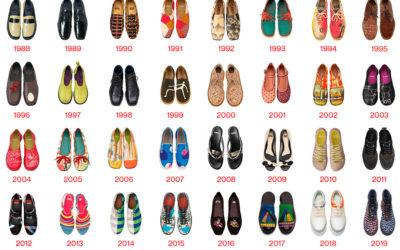 うっかりミスの代表「左右の靴バラバラ」今やおしゃれテク、じわり人気に 「CAMPER TWINS(カンペール ツインズ)」に注目