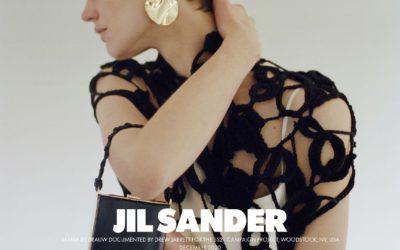 テーマは「触れ合い」 「JIL SANDER(ジル サンダー)」、2021年春夏シーズンのキャンペーンイメージを発表