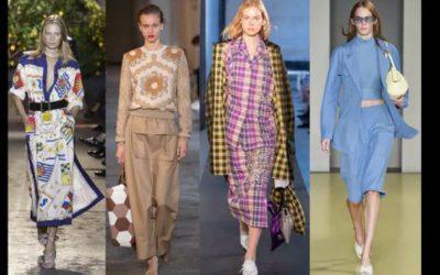 2021年春夏トレンド ファッションに高揚感 「装うよろこび」を強調