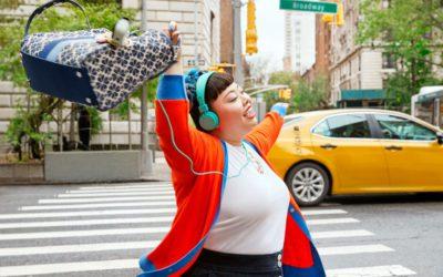 NYのストリートで魔法のような瞬間を 「kate spade new york(ケイト・スペード ニューヨーク)」、2021春キャンペーンを公開