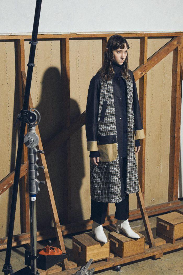 「EZUMi(エズミ)」、2021-22年秋冬コレクションを発表